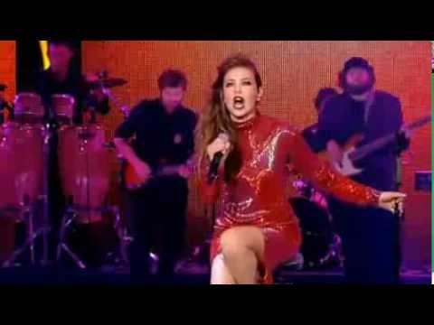 Thalia - Manias (Premios Cadena Dial, Tenerife España 13-03-13) En Vivo
