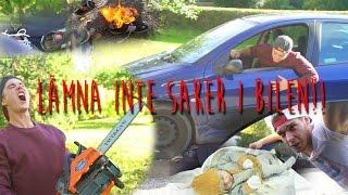 Video Leva Loppan - Lämna inte saker i bilen!!! MP3, 3GP, MP4, WEBM, AVI, FLV September 2019