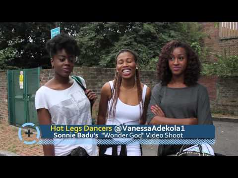 Video Wonder God - Sonnie Badu (Behind the scenes of video.) download in MP3, 3GP, MP4, WEBM, AVI, FLV January 2017