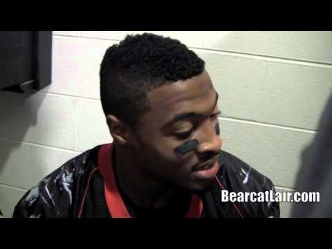 Isaiah Pead Interview 9/26/2010 video.