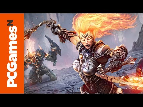 игрового процесса darksiders iii