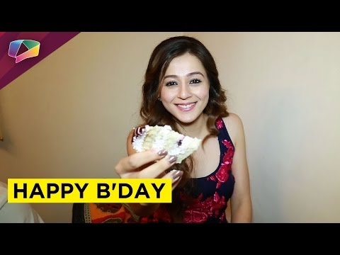 Priyal Gor celebrates her birthday