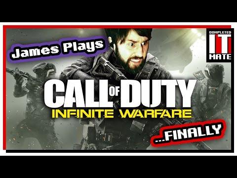James Plays | Infinite Warfare ... Finally (видео)