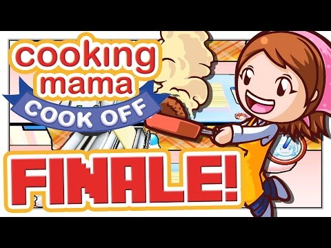 Cooking Mama: Cook Off - Best Popcorn In The World! - FINALE! - Friends And Food