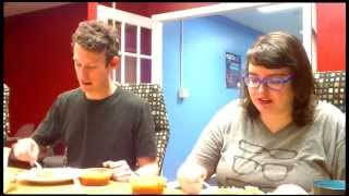 Spicy Food Challenge #4: Drunken Noodle, Red Curry And Soup From Thai Awesome