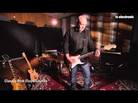 Classic Pink Floyd guitar sounds on Nova System by Russel Gray