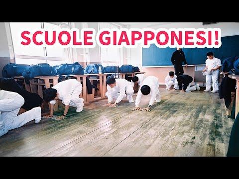 5 assurdità sulle scuole giapponesi