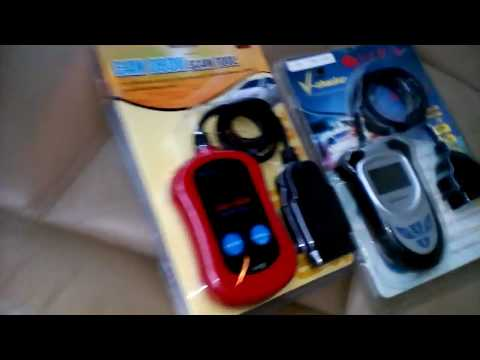 CAN OBDII Scan Tool Autel MaxiScan Review