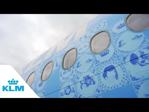 KLM Tile & Inspire: The Making Of