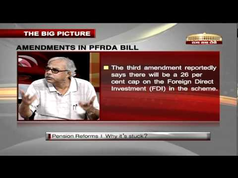 The Big Picture – Pension reforms in India: Why it's stuck?