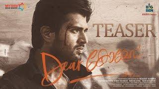 Dear Comrade Malayalam Teaser | Vijay Deverakonda | Rashmika | Bharat Kamma | Justin Prabhakaran