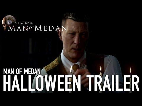 Trailer d'Halloween de The Dark Pictures Anthology : Man of Medan