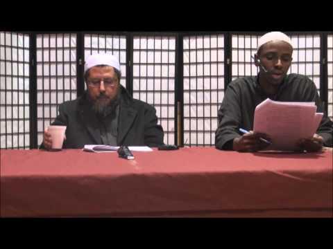 شرح رسالة الصلاة للأمام عبد الوهاب التميمي-Somali translation-3