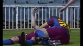 Soriano in der zweiten Mannschaft des FC Barcelona