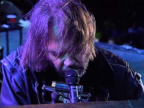 Neil Young - Helpless Live at Farm Aid 1993