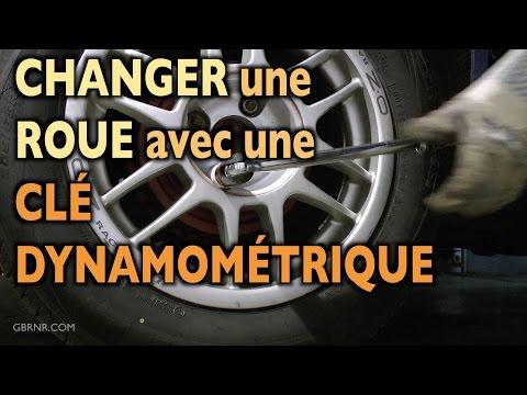 ✅ Changer une Roue et Utiliser une Clé 🔧 Dynamométrique 🔧
