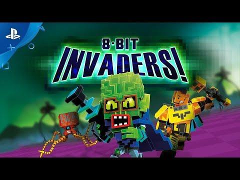 8-Bit Invaders #1