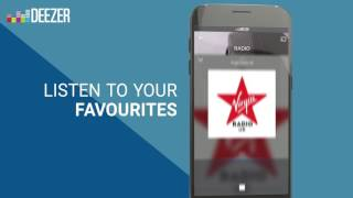 Listen to all your favourite radio stations live in your Deezer app. Watch the video to find out more. Want more tips? This way: https://dzr.lnk.to/DeezerTipsNTricks