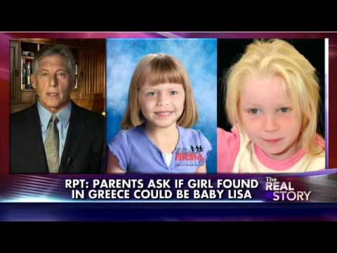 10 22 13 Could girl found in Greece be baby Lisa? Fox News