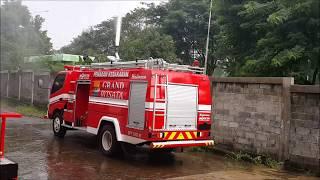 Mobil Pemadam Kebakaran ( DAMKAR ) | KAJAMA FIRE ~ The Fire Truck