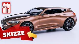 BMW 2er Shooting Brake (2020): Skizze - Design - Motor - Infos - Coupé by Auto Bild