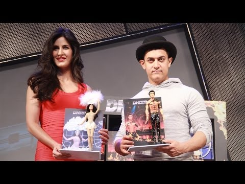 Merchandise Launch Event Of Dhoom: 3