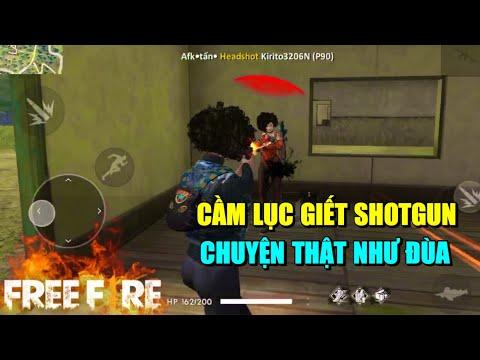 Free Fire | Cầm Lục G18 Giết Người Cầm ShotGun Chuyện Thật Như Đùa | Lão Gió - Thời lượng: 17:57.