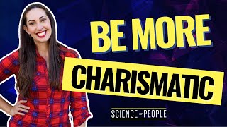Video How to Be More Charismatic with these 5 Science Based Habits MP3, 3GP, MP4, WEBM, AVI, FLV September 2019