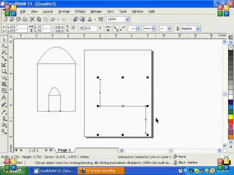 Corel Draw 12 Tutorial Urdu Part 11 By Irfan Wazir Ali