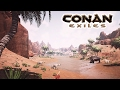Conan Exiles 1 Sobrevivencia E Construcao No Jogo Survi