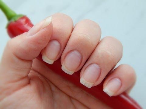 Как за один день отрастить ногти в домашних условиях