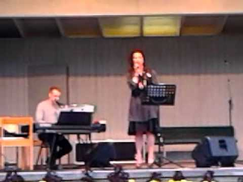 Part 2. Summer Evening in the Park Square in Malmbäck/Sweden with Jenny Berggren/Simon Petrén,
