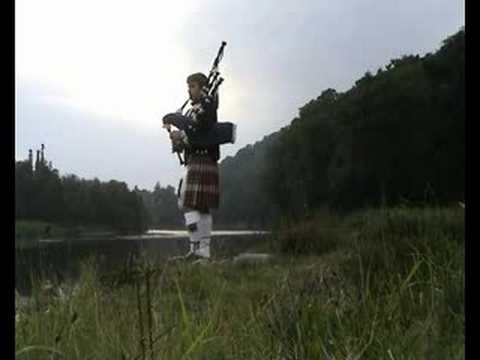 bagpipes - Dvoraks New World Symphony.