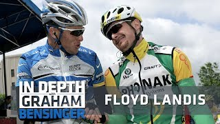 Floyd Landis says Lance Armstrong was a jerk to the Peloton who enjoyed pushing people around and watching his competitors lose. Plus, Landis explains why he was motivated to leave the U.S. Postal Service Pro Cycling Team due to the tight leash Lance kept on his teammates.Want to see more? SUBSCRIBE to watch the latest interviews: http://bit.ly/1R1Fd6w Episode debuted nationwide in 2011.Watch full episodes each week on TV stations across the country. Find the airing time and channel for your city:http://www.grahambensinger.com/index.php/when-where-watchConnect with Graham:FACEBOOK: https://www.facebook.com/GrahamBensingerTWITTER: https://twitter.com/GrahamBensingerINSTAGRAM: https://www.instagram.com/grahambensingerWEBSITE: http://www.grahambensinger.com/