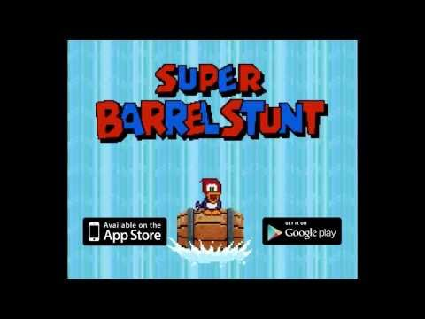 Video of Super Barrel Stunt