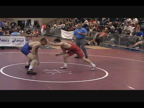 University Nationals Freestyle 63 kg: Max Shanaman dec Matt Vacanti