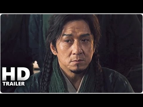 DRAGON BLADE TRAILER | Jackie Chan, Adrien Brody, John Cusack Film 2015