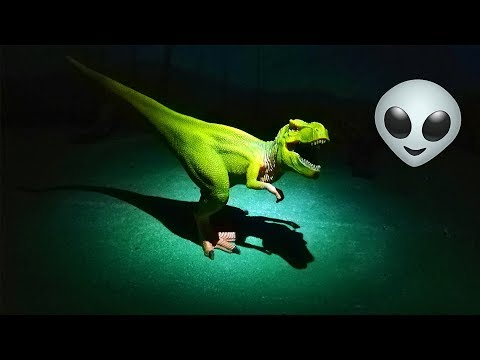 Arex rapito dagli Alieni 👽 [Dinosauri Detective 🕵️ Ep. 7]