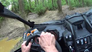 2. Getting the feel for new Can Am X3 DS turbo R