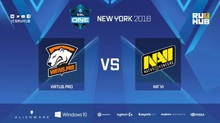 VP vs Na'Vi, game 1