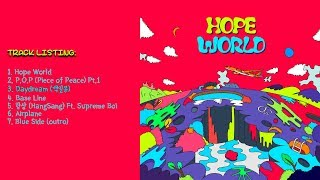 J-Hope - Hope World (Full Mixtape) (Hixtape)
