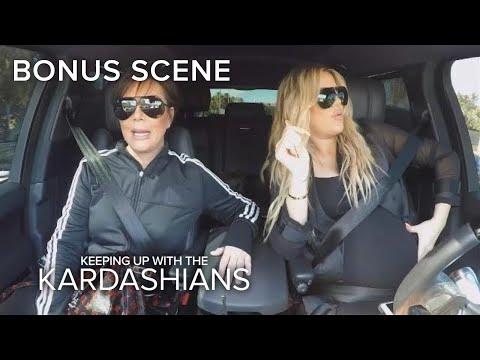 KUWTK   Kris Jenner Criticizes Khloe Kardashian's Driving Habits   E!