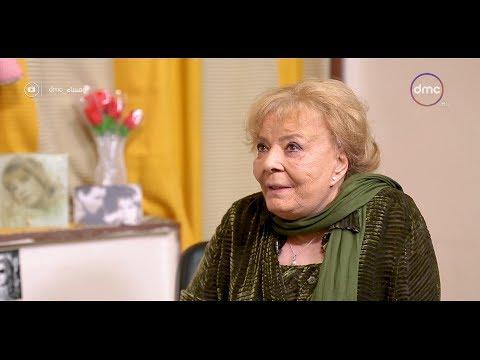 نادية لطفي تحكي ذكرياتها عن حرب فلسطين