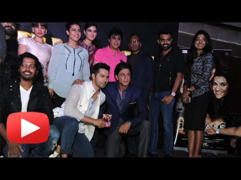 Dilwale Music Success Party | Shahrukh Khan, Kajol