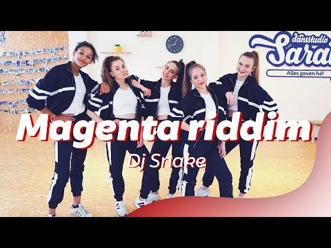 Magenta Riddim - Dj Snake | Dance Video | Choreography