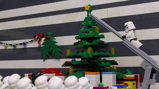 LEGO Star Wars Darth Vader's Christmas Special (Stop Motion)