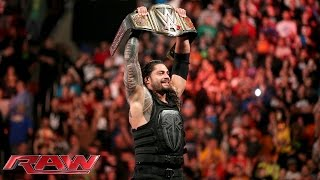 Nonton Roman Reigns Vs  Sheamus   Wwe World Heavyweight Championship Match  Raw  December 14  2015 Film Subtitle Indonesia Streaming Movie Download