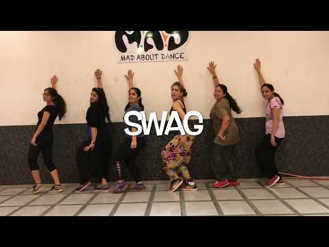 PIYA MORE || SWAG || BOLLYWOOD FREESTYLE || MAD ABOUT DANCE DUBAI 2017