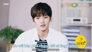 [Vietsub] Ji Chang Wook thích mẫu bạn gái như thế nào ♥