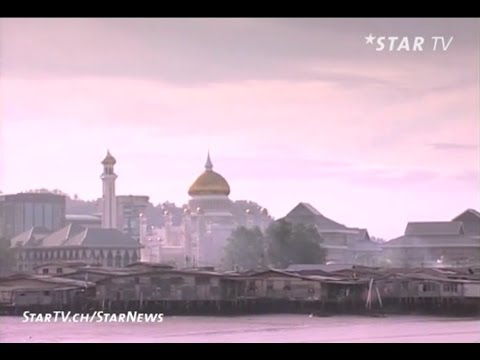 Brunei - Luxus im Regenwald / Star TV - Reisebericht